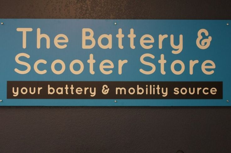 A Battery & Scooter store selling a wide range of name brands batteries & scooters.  Offer repair, parts, new & used scooters.