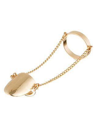 nail rings | ASOS Finger Tip Linked Ring « SHEfinds