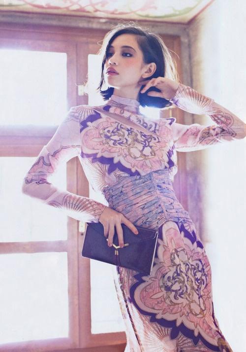 Kiko Mizuhara 水原希子 #vintage