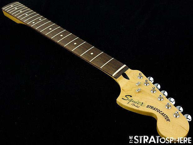 Fender Squier Vintage Modified 70s Strat Neck Tuners Stratocaster Guitar The Stratosphere Reverb Fender Squier Squier Fender