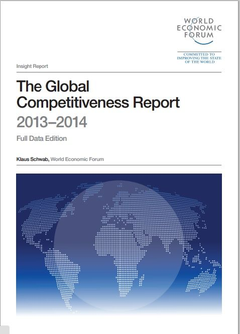 TheGlobal Competitiveness Report 2013-2014 assesses the competitiveness landscape of 148 economies, providing insight into the drivers of their productivity and prosperity.  #wef #wefreport #competitiveness