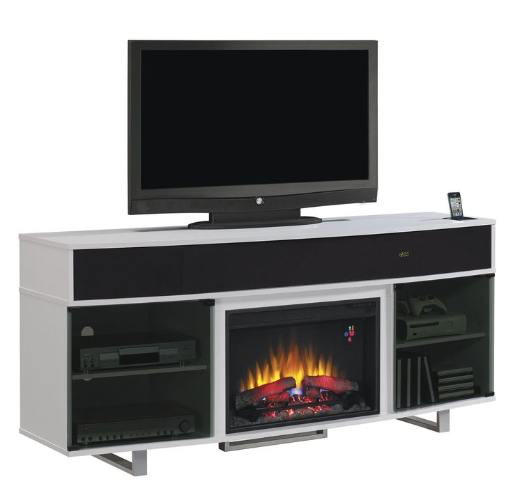 83 best trend built in fireplaces images on pinterest for Electric fireplace motor noise