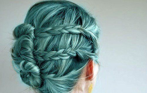 I love this person's hair