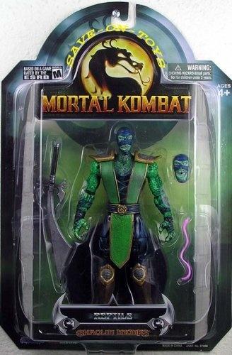 Mortal Kombat (Jazwares) - Reptile