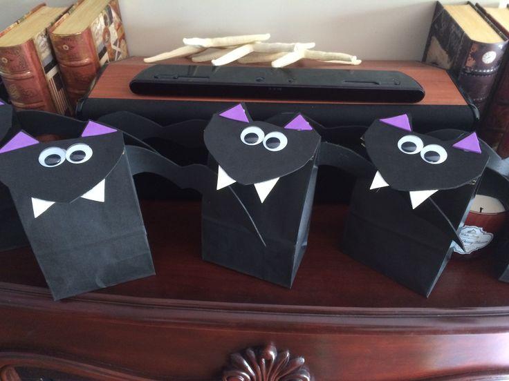 Hotel Transylvania party goodie bags
