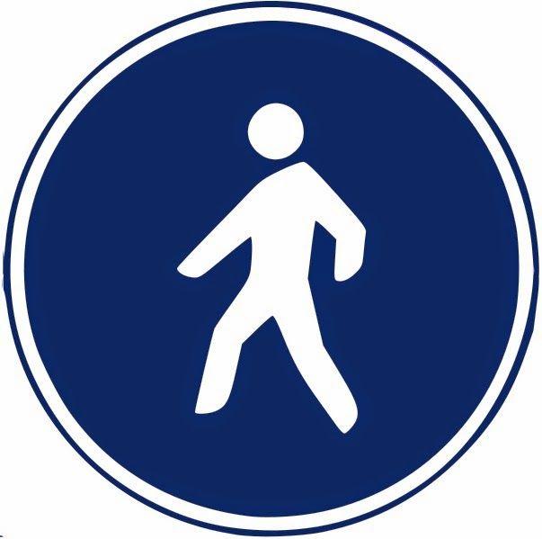 Señales de tráfico: Señales de obligación