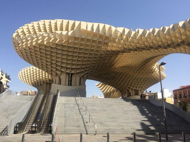 Metropol Parasol, Sevilla (2015)