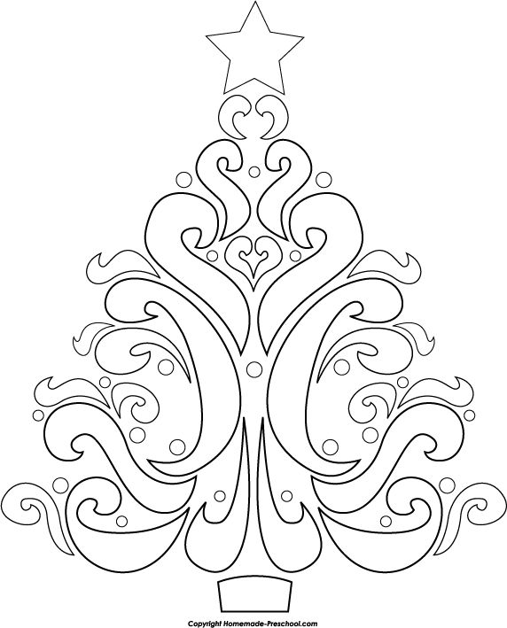 114 Best Images About Winter Coloring Pages