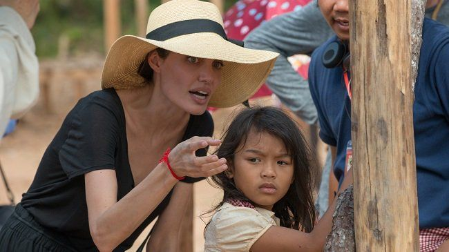 Watch the first trailer for Angelina Jolie's film about Cambodian genocide