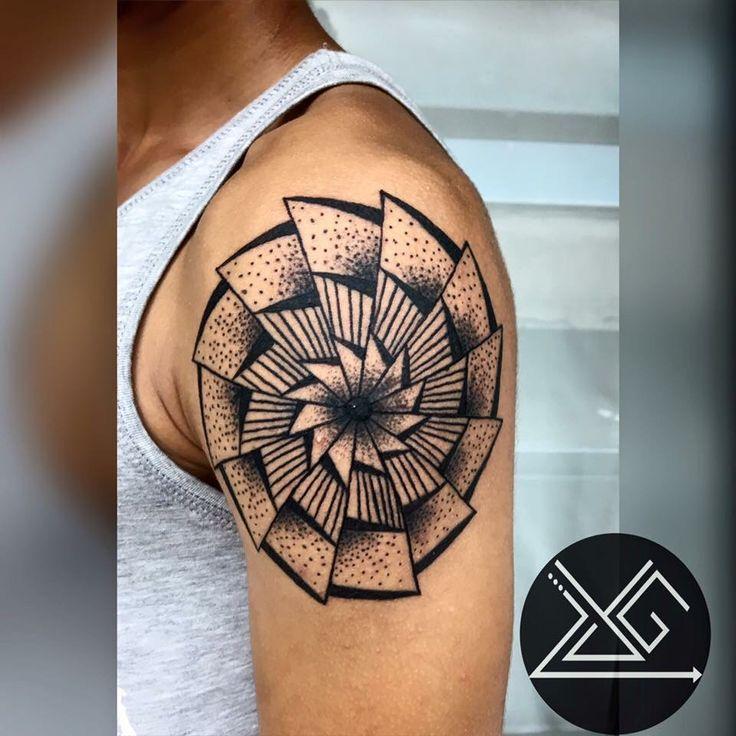 #yelizgunay #mandala #tattoo #tattooartist #work