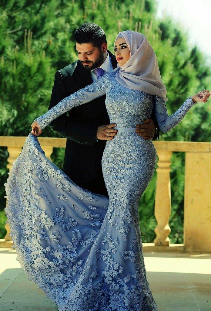 Скромность изысканности не помеха. Мусульманские свадебные платья. Обсуждение на…