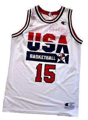 052179465 Magic Johnson Dream Team USA Replica Jersey - XL 48