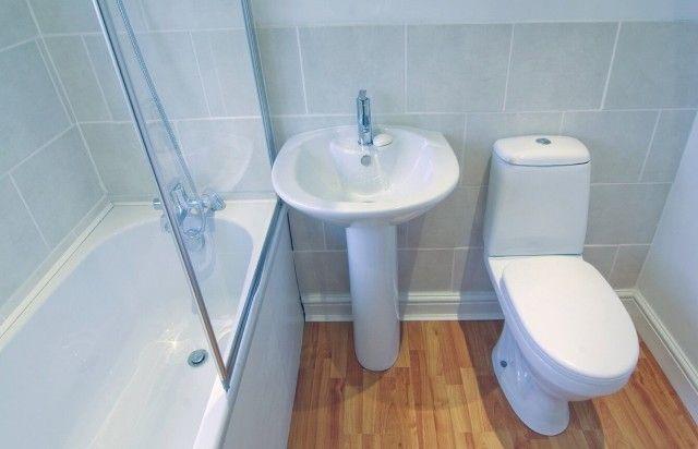 Как поддерживать чистоту в ванной комнате и туалете 0