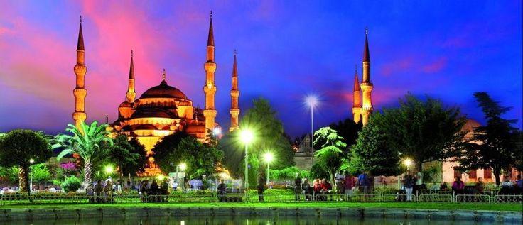 Отдых в Стамбуле - https://www.sribno.com/rest_and_resort/otdyh-v-stambule.html