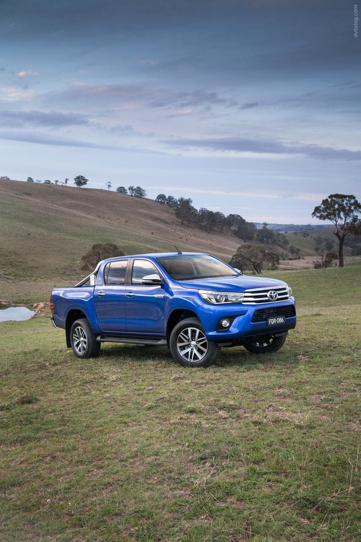 2016 Toyota Hilux  #2016MY #Segment_J #Toyota #Toyota_Hilux #Japanese_brands #Serial