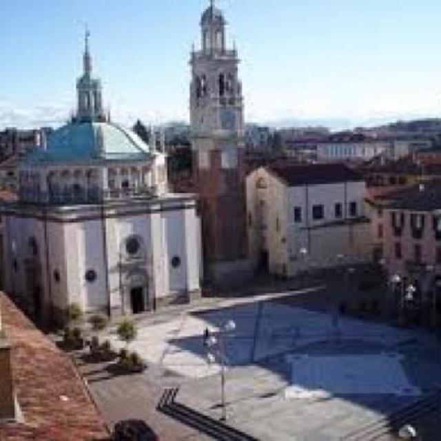 Busto Arsizio , Piazza Santa Maria