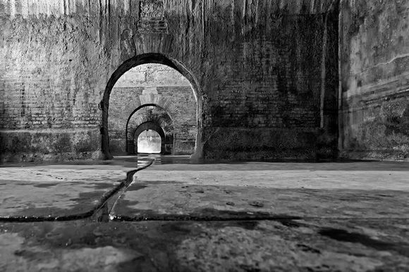 The cisterns of Fermo