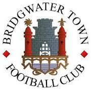 BRIDGWATER TOWN FC   -  BRIDGWATER   -somerset-