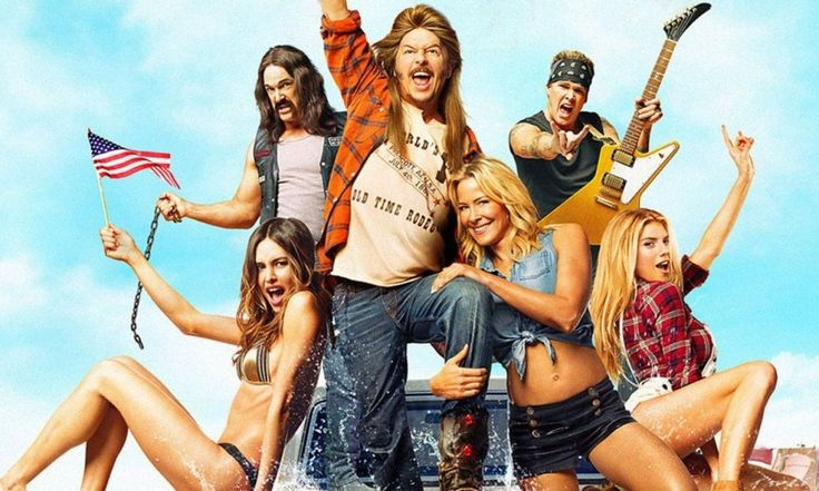 Joe Dirt 2- http://gamesources.net/joe-dirt-2-trailer-trash-is-back/