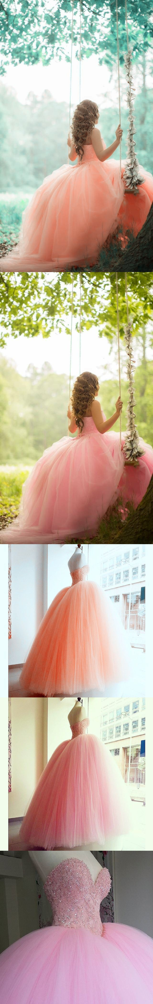 i love swing in the wind,i love coral ,i love pink,modern style sweetheart quinceanera dresses to rock your sweet 16 party!!