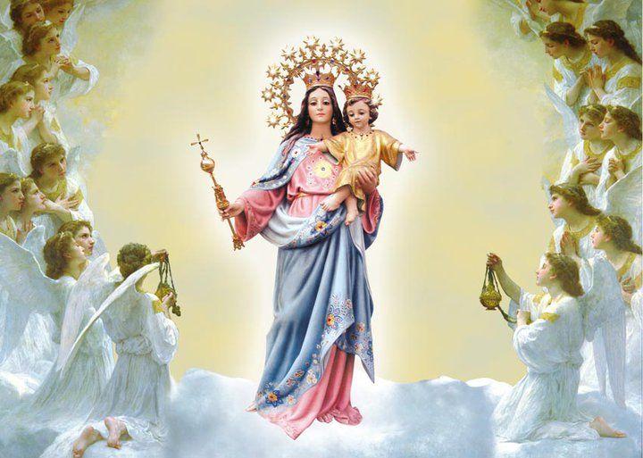 ACROSTICOS: María Auxiliadora