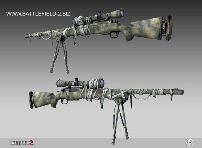 m24a2 sniper rifle - photo #15