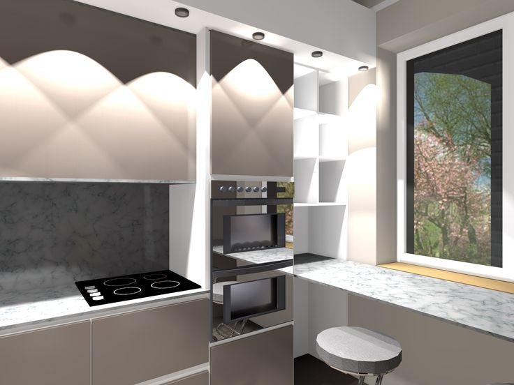 Oltre 25 fantastiche idee su piani di lavoro cucina su pinterest granito cucina bancone di - Forno tradizionale e microonde insieme ...