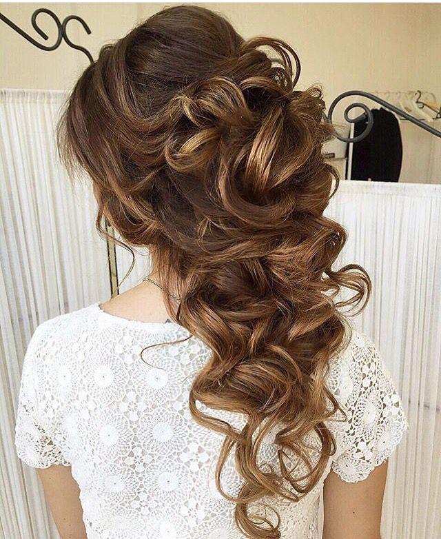Bridal Hairstyles Inspiration : Soft updo bridal hairstyles wedding hairstyles