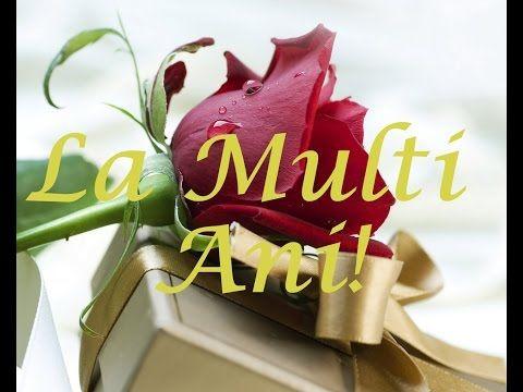 Flori pentru tine... - YouTube