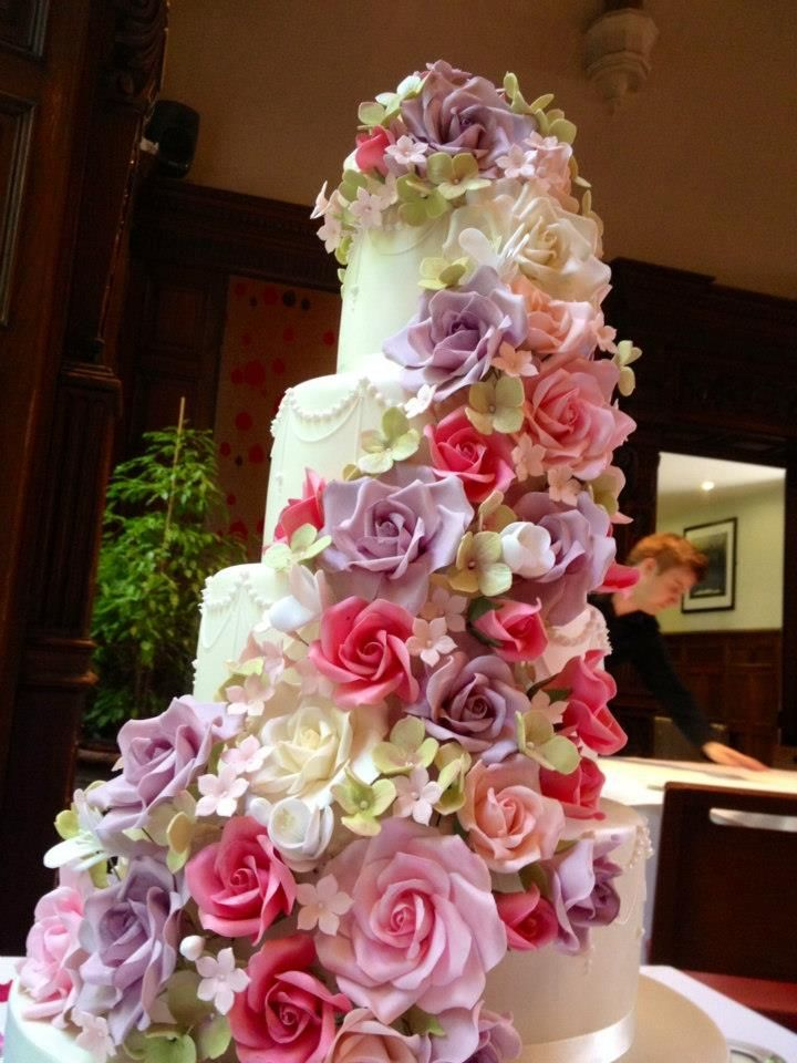 Wedding Cakes  Style