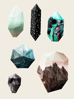 HVASS geodes and space