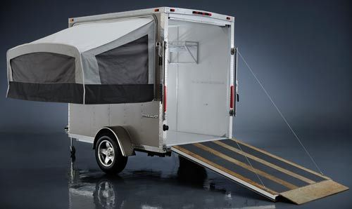 1000 Ideas About Enclosed Bed On Pinterest: Elmo's New Toy Hauler Build - Expedition Portal