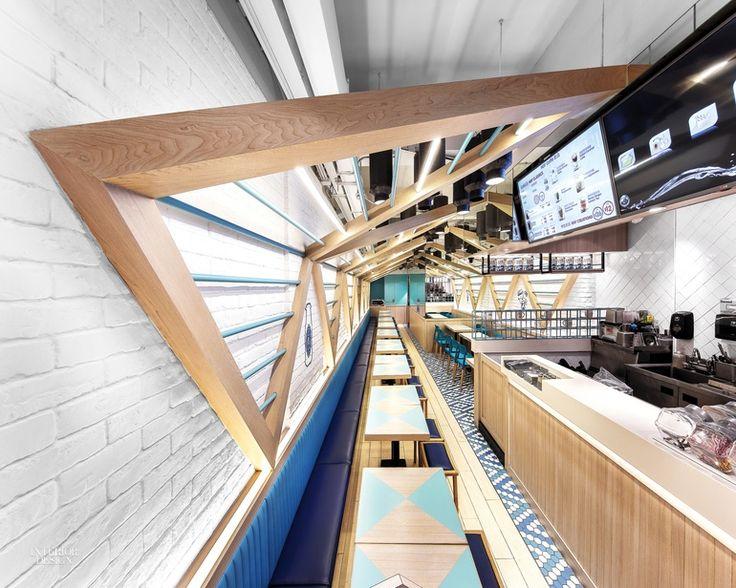 70 best Trend - Restaurant Interiors images on Pinterest ...