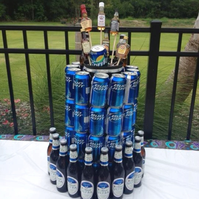 Alcohol 'cake'Ideas, Gift, 21St Birthday, Grooms Cake, Beer Cakes, Bachelor Parties, Alcohol Cake, Groom Cake, Birthday Cakes
