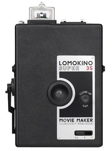 Lomography LomoKino 35mm Film Movie Motion Picture Maker Lomo Camera