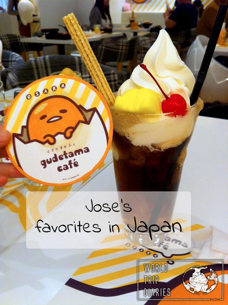 Jose (9) and his favorite things in Japan - World Trip Diaries