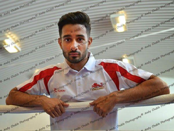 Qais ASHFAQ [Silver], [Men's bantamweight 56kg] -  England