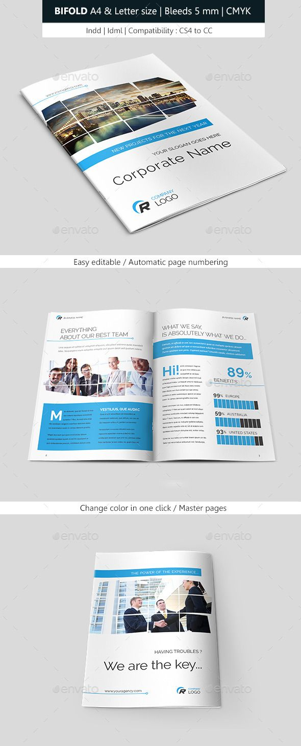 best images about layout business flyer business brochure template bifold