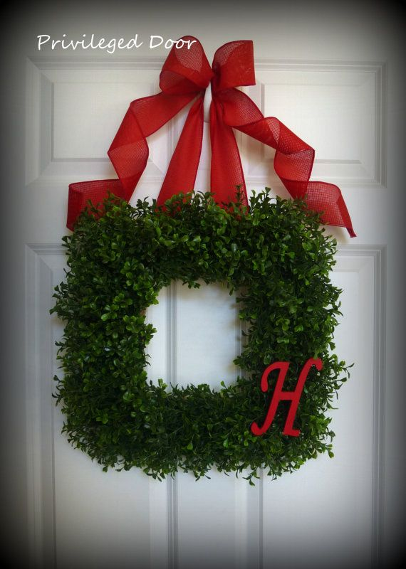 1000+ images about WREATHS, SQUARE, RECTANGLE, OVAL ...