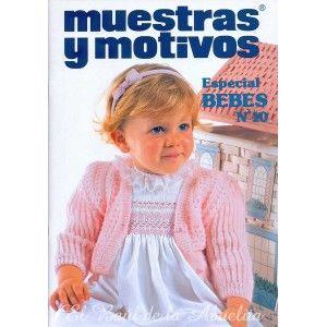 Muestras y Motivos Especial Bebés nº 10
