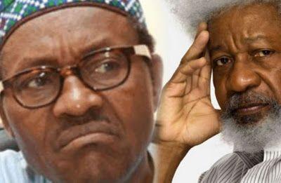 Nigerian President Buhari is 'born again' phenomenon - Prof. Wole Soyinka says - https://www.nollywoodfreaks.com/nigerian-president-buhari-is-born-again-phenomenon-prof-wole-soyinka-says/