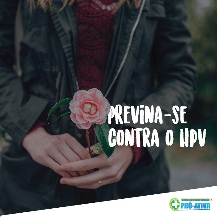 Você sabia que a Pró-Ativa Ocupacional trabalha com vacinas contra o HPV?  O Papiloma Vírus Humano (HPV) pode provocar câncer do colo do útero e a vacina protege contra os tipos mais frequentes do vírus. Ligue no 3821 5009 e saiba como se proteger  #ProAtiva #Saude #HPV