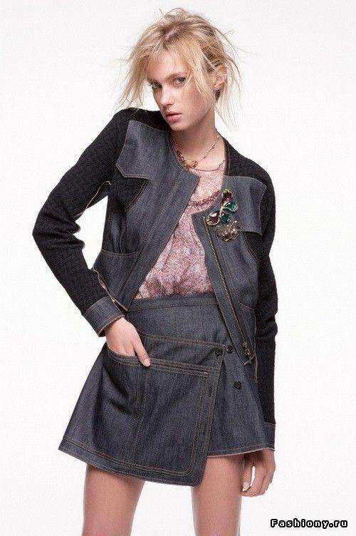 Модные куртки весна-лето 2013 / мода куртки весна 2013