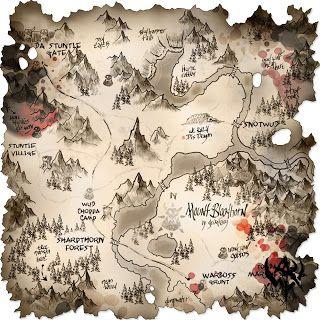 Salão dos Heróis: Dicas para fazer mapas de RPG