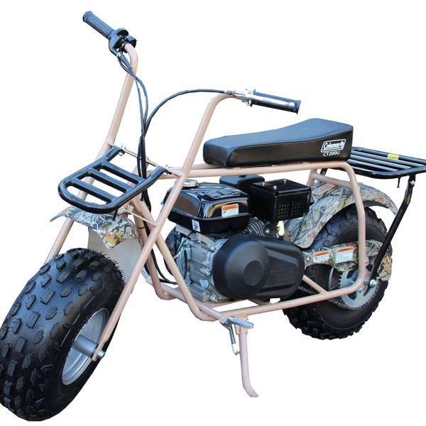 Buy Coleman Powersports Gas Powered Trail Bike Mini Gas Powered Bikes Mini Bike Powersports Gas Powered Mini Bike