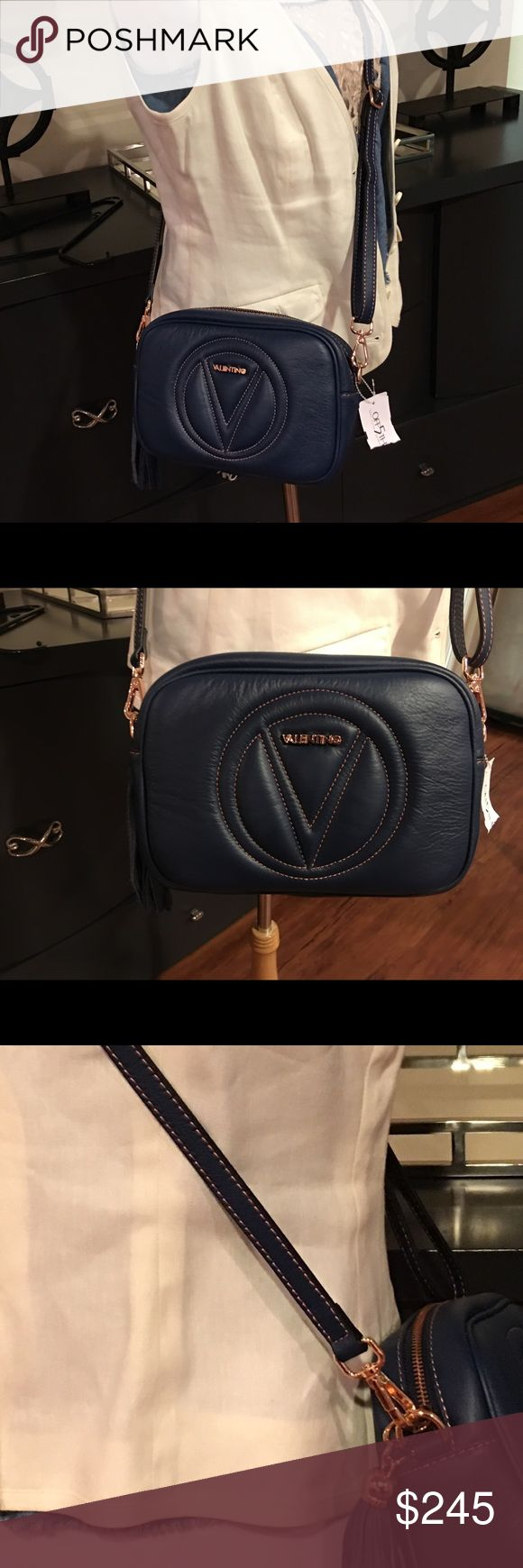 Valentino Mia Sauvage VA 9302 Crossbody Brand new with tags and papers to show this is an Authentic Valentino Crossbody. Comes with Dust bag. Valentino Bags Crossbody Bags