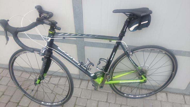 Rower szosowy LAPIERRE AUDACIO 400 CP 2014 ROK