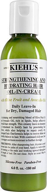 Kiehl's Since 1851 Olive Fruit Oil Damage Control - Hair Treatment - 501856970