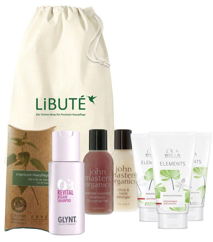 LiBUTÉ Natur Bag (8tlg)