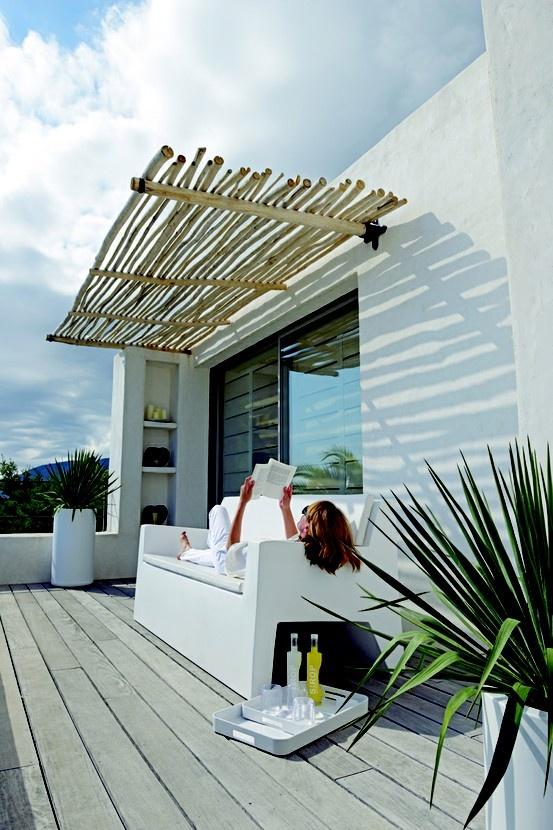 les 94 meilleures images du tableau truffaut mobilier ext rieur sur pinterest mobilier. Black Bedroom Furniture Sets. Home Design Ideas